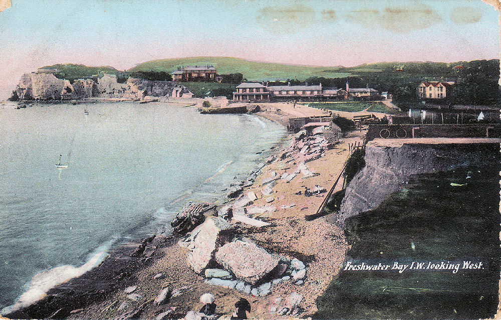 View dated 1909